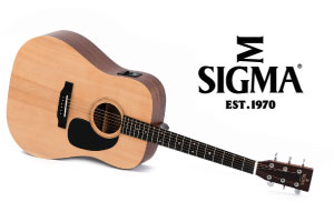 sigma gitarre DME+
