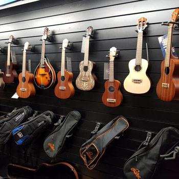 ukulelen kaufen